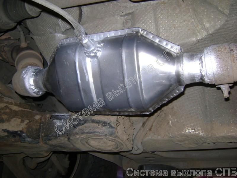Замена катализатора на Chrysler Pacifica объем двигателя 3,5 литра
